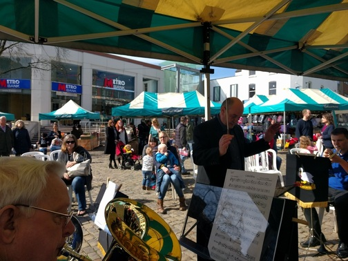 Love Your Market Aylesbury March 2017