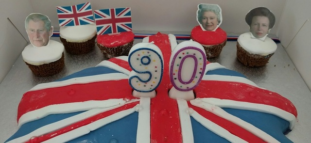 Queen's 90th birthday celebration, Ellesborough