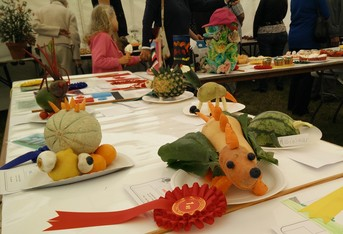 Monks Risborough Horticultural Show